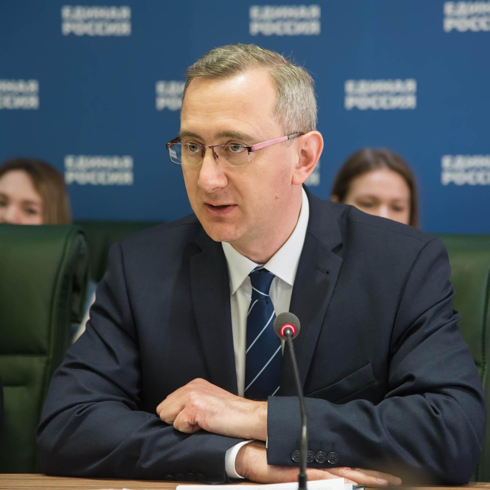 Владислав Шапша вмешался в ситацию с загрязнением Протвы