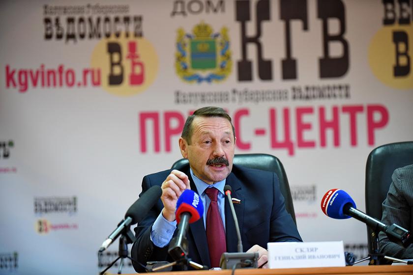 Геннадий Скляр рассказал, как в Госдуме отреагировали на уход Анатолия Артамонова с поста губернатора
