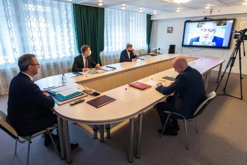 Владислав Шапша подписал соглашение на инвестиции, превышающие 10 млрд. рублей