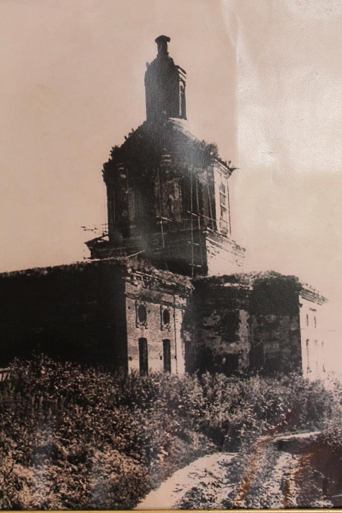 Храм Спаса Нерукотворного в 1980-е..JPG
