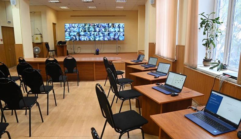 В Калуге открылся центр общественного наблюдения